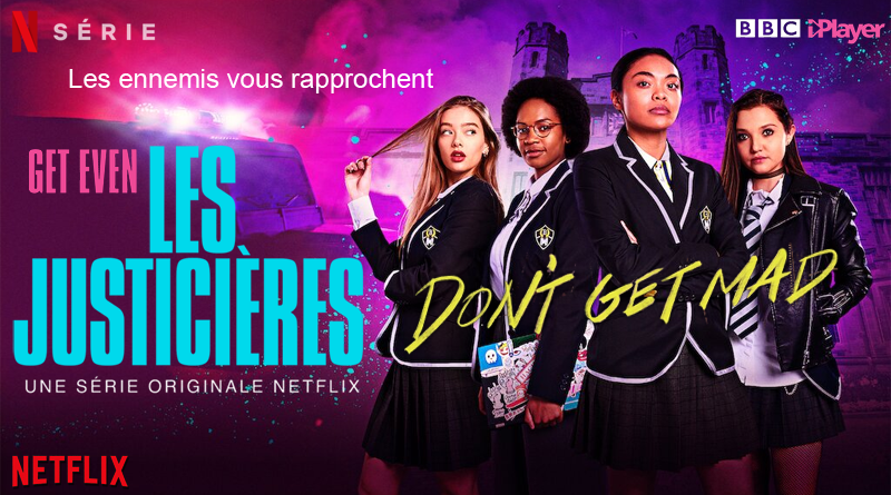 Les Justicières - Netflix