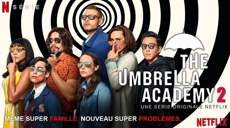 Umbrella Academy Saison 2