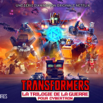 TRANSFORMERS : LA TRILOGIE DE LA GUERRE POUR CYBERTRON – SIEGE, une nouvelle série animée sur Netflix [Actus Séries TV]