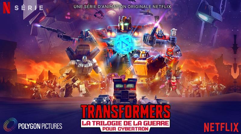 Transformers : La Guerre Pour Cybertron - Siège