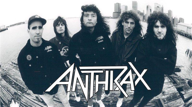 Anthrax 1990