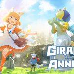 GIRAFFE AND ANNIKA, le plus kawaii des jeux d'action-aventure sur PS4, Xbox One et Switch [Actus Jeux Vidéo]