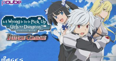 Is It Wrong To Try To Pick Up Girls In A Dungeon - Familia Myth : Infinite Combat