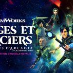 MAGES ET SORCIERS, le troisième et dernier volet des Contes d'Arcadia sur Netflix [Actus Séries TV]