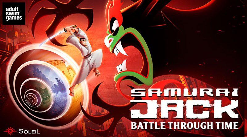 Samurai Jack : Battle Through Time