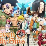 THE SEVEN DEADLY SINS, la nouvelle saison «La Colère Des Dieux» sur Netflix [Actus Séries TV]
