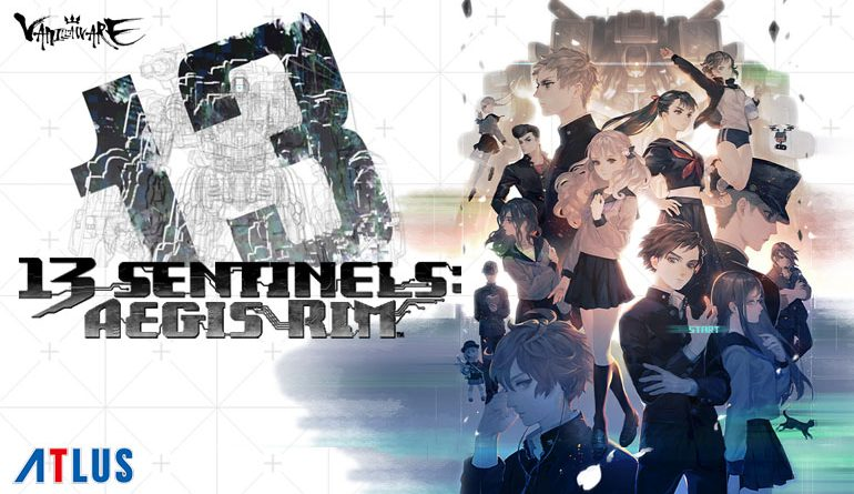 13 Sentinels : Aegis Rim