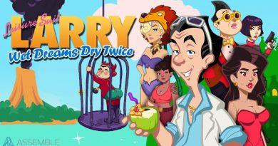 Leisure Suit Larry : Wet Dreams Dry Twice