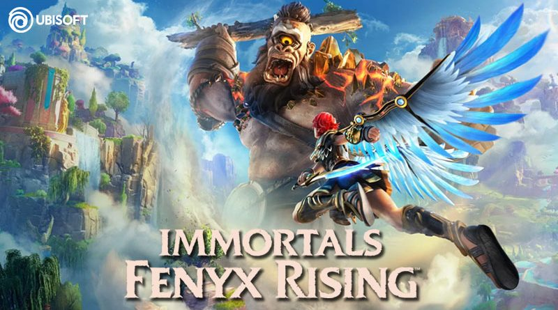 Immortals : Phenix Rising