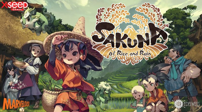 Sakuna : Of Rice And Ruins