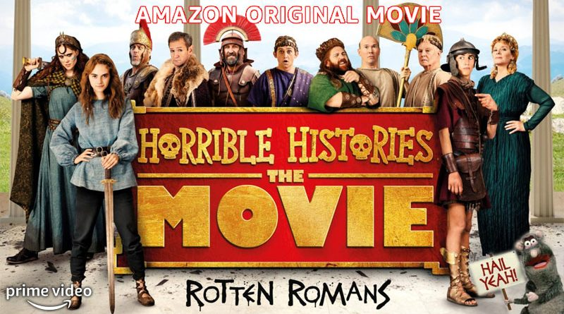 Horrible Histories - The Movie : Rotten Romans