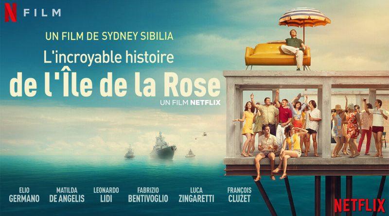 L'Île De La Rose