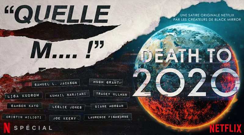 Mort A 2020 - Death To 2020
