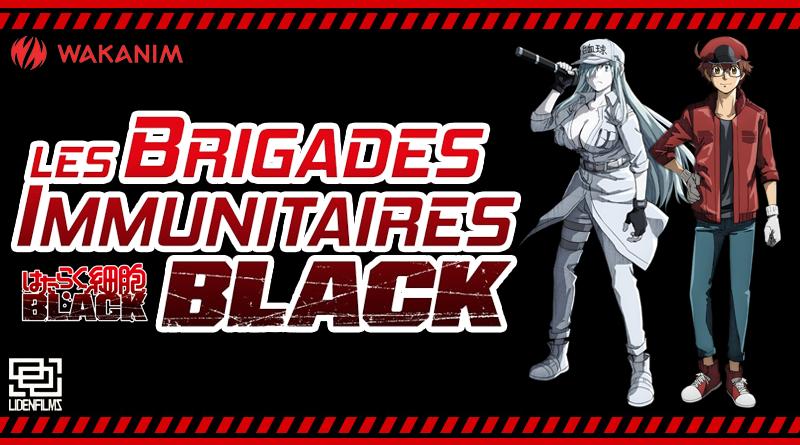 Les Brigades Immunitaires Black