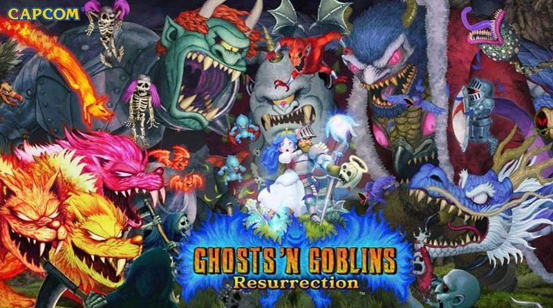 Ghost 'N Goblins : Resurrection