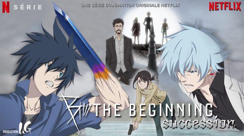 B : TheBeginning Succesion