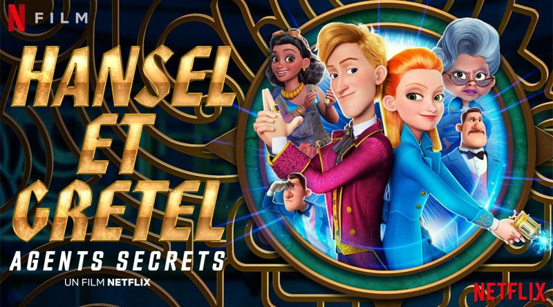 Hansel Et Gretel Agents Secrets