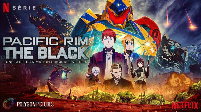 Pacific Rim : The Black
