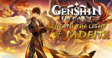 Genshin Impact Version 1.5