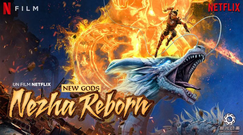 New God : Nezha Reborn