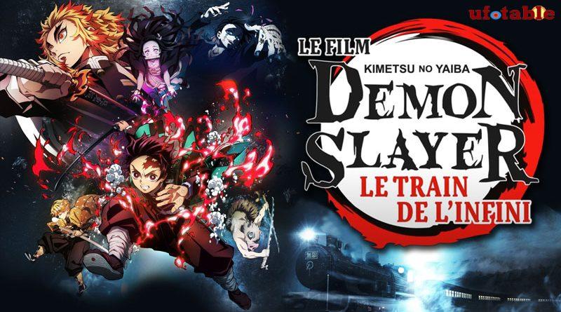 Demon Slayer -Kimetsu no Yaiba- Le film : Le train de l'infini