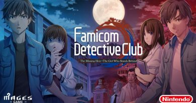 Famicon Detective Club