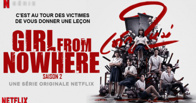 Girl From Nowhere Saison 2