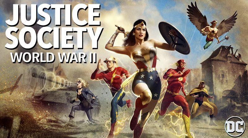 Justice Society World War II