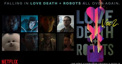 Love Death + Robots Volume 2