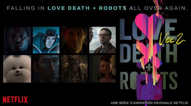Love Death + Robots Volume 2