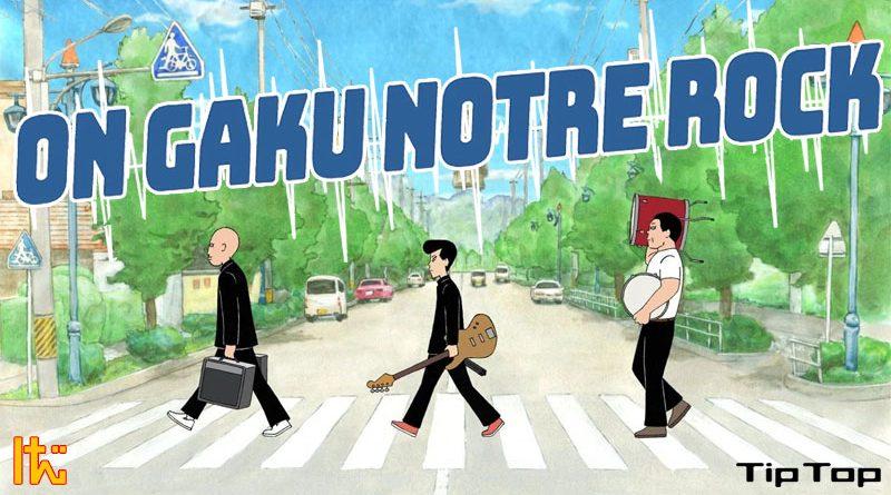 On Gaku : Notre Rock