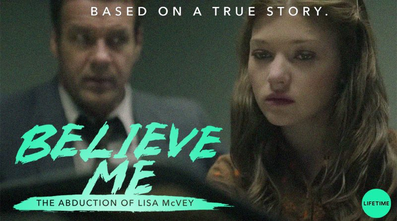 Believe Me : The Abduction Of Lisa Mc Vey