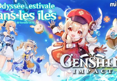 Genshin Impact Version 1.6