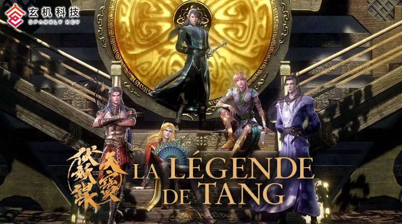 La Légende De Tang