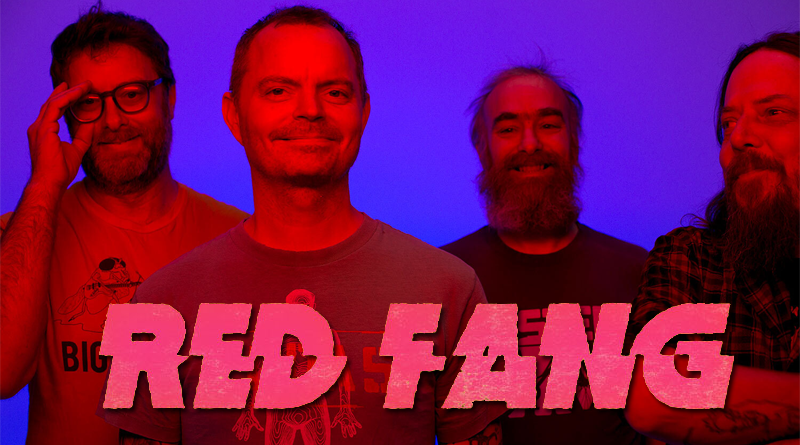 Red Fang - 2021