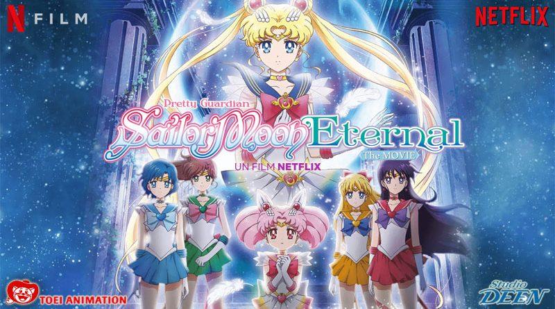 Pretty Guardian Sailor Moon Eternal : Le film