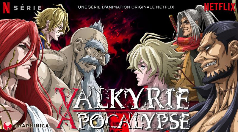 Valkyrie Apocalypse - Netflix