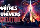 Les Maitres De L'Univers Revelation