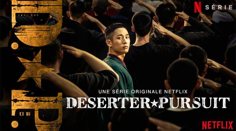 D.P. : Deserter Pursuit