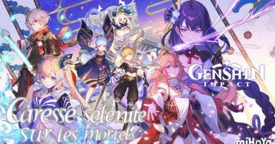 Genshin Impact Version 2.1