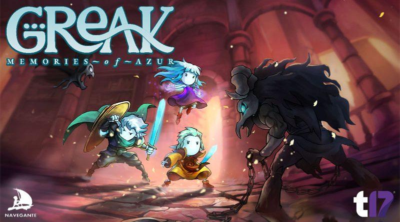 Greak : Memories Of Azur