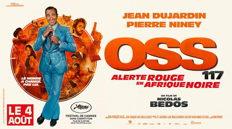 OSS 117 - Alerte Rouge En Afrique Noire
