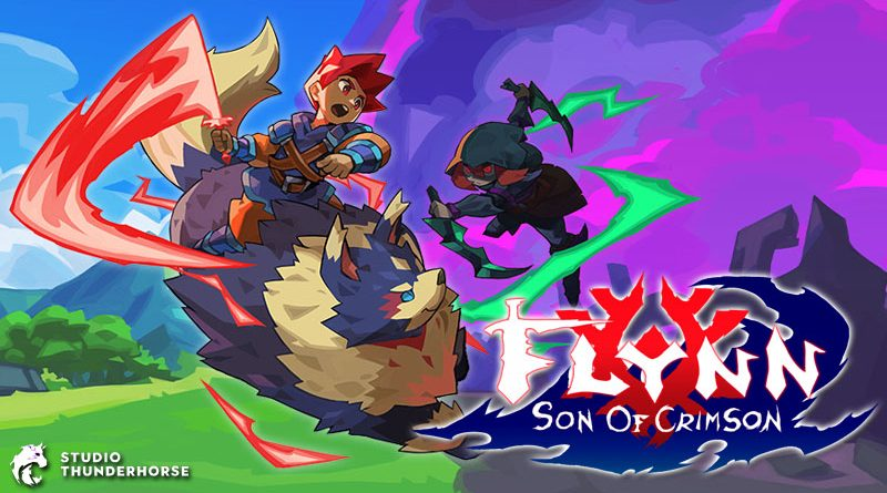 Flynn : Son Of A Crimson