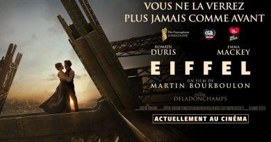 EIFFEL de Martin Bourboulon [Critique Ciné]
