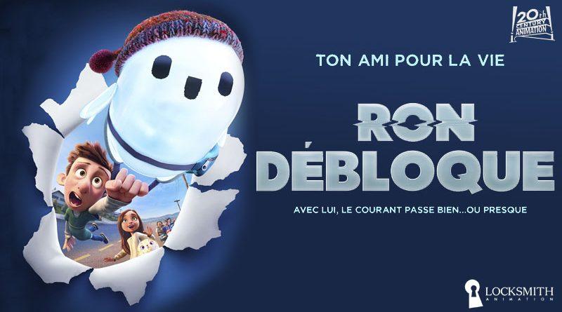 Ron Débloque