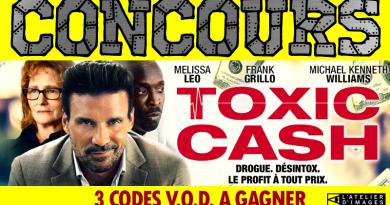 Concours Toxic Cash